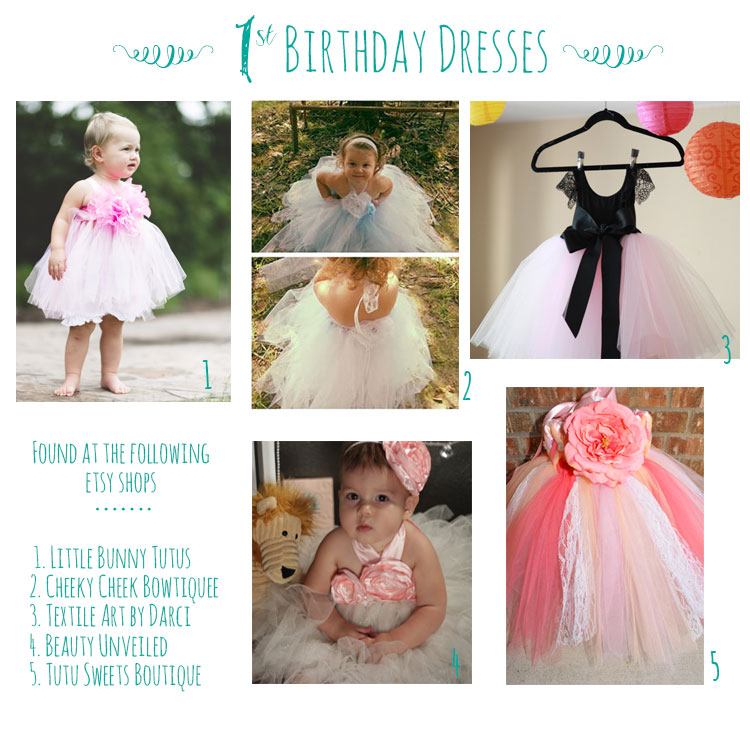 First-Birthday-Dresses