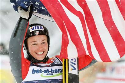 "Lindsey Van - Spearheaded the fight for inclusion of Women's  Ski Jumping in the Olympics. She lead the law suit against the IOC that considered her sport ""not appropriate for ladies""."