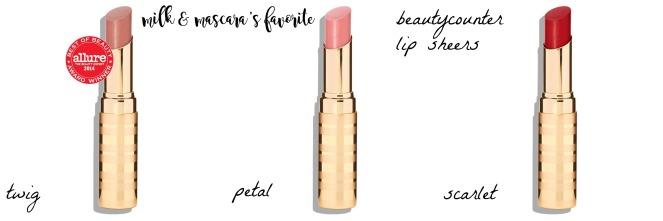 Lip Sheers